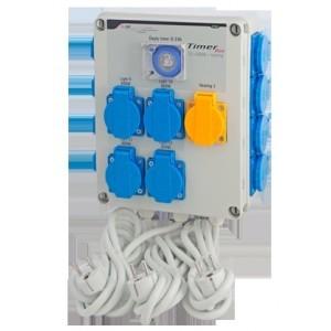 Gse Timer Box II 12x600w + Calentador