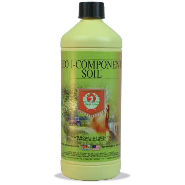 **Aarde Bio 1 componente (Grow&Bloom) 1L (H&G)