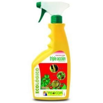 Ecotriplex Protector Triple Acción 600 ml