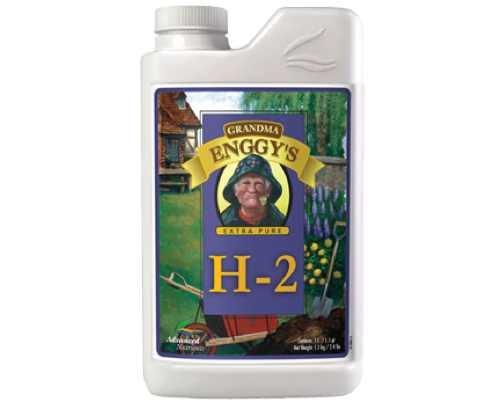 Fertilizante Grandma Enggy's H-2 1L