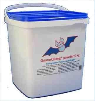 Guano De Murcielago En Polvo 5 Kg