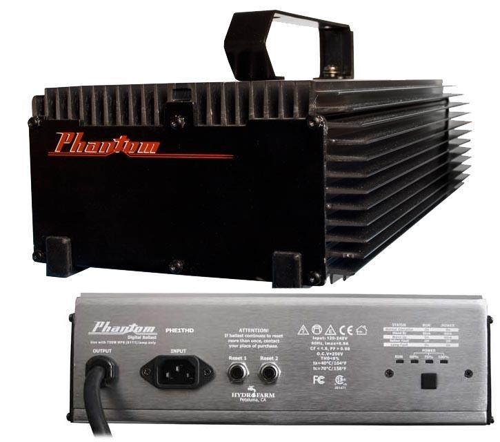 Phantom 1000w 120/240v Reg Digital Balastro