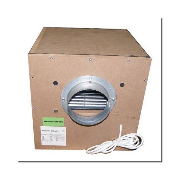 Isobox Madera Hdf 3250 M3/h
