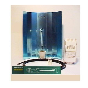 Kit 600W Eti + Reflector Stuco + Sylvania Shp-Ts 600W