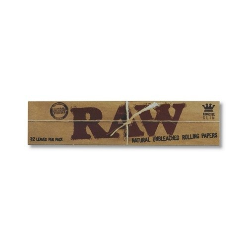 Papel Raw King Size Unbleached