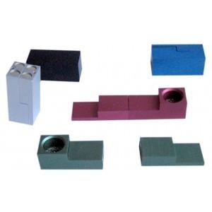 Pipa Magnetica Metalica De Colores