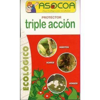 Ecotriplex Protector Triple Accion 30 ml asocoa