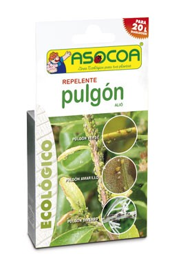 Repelente Pulgón 30 ml eco