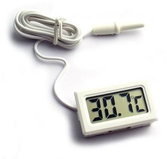 Termometro digital impermeable
