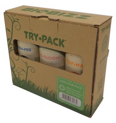 Bio Bizz Try-pack Indoor