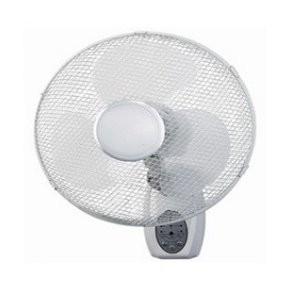 Ventilador De Pared Hurricane 40 Cm Con Mando A Distancia