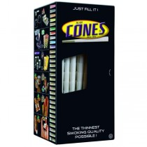 Cones Bulk 26mm Filter Blanco (800pcs)