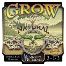 Grow Natural 0,5L. (16oz) Humboldt